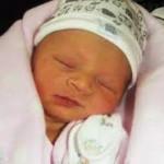 младенец новорожденный