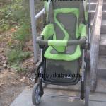 коляска, лесная сказка база отдыха