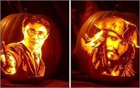 тыква для Хеллоуин