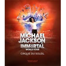 Майкл Джексон и цирк дю солей