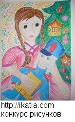 1Рузавина Лиза,11 лет. Самая новогодняя сказка.  По мотивам сказки Щелкунчик.