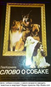 книга о собаках